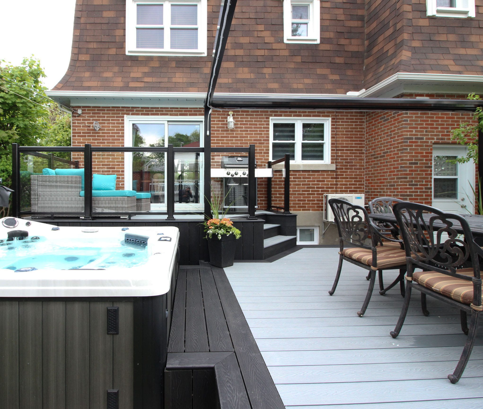 Plancher Composite Montreal