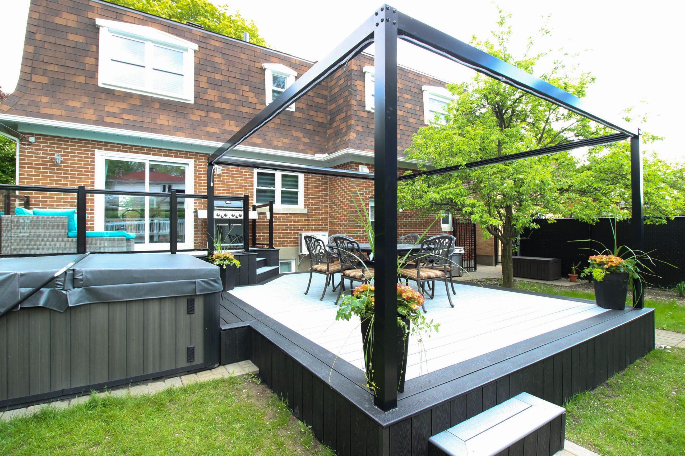 Composite Deck Flooring Montreal