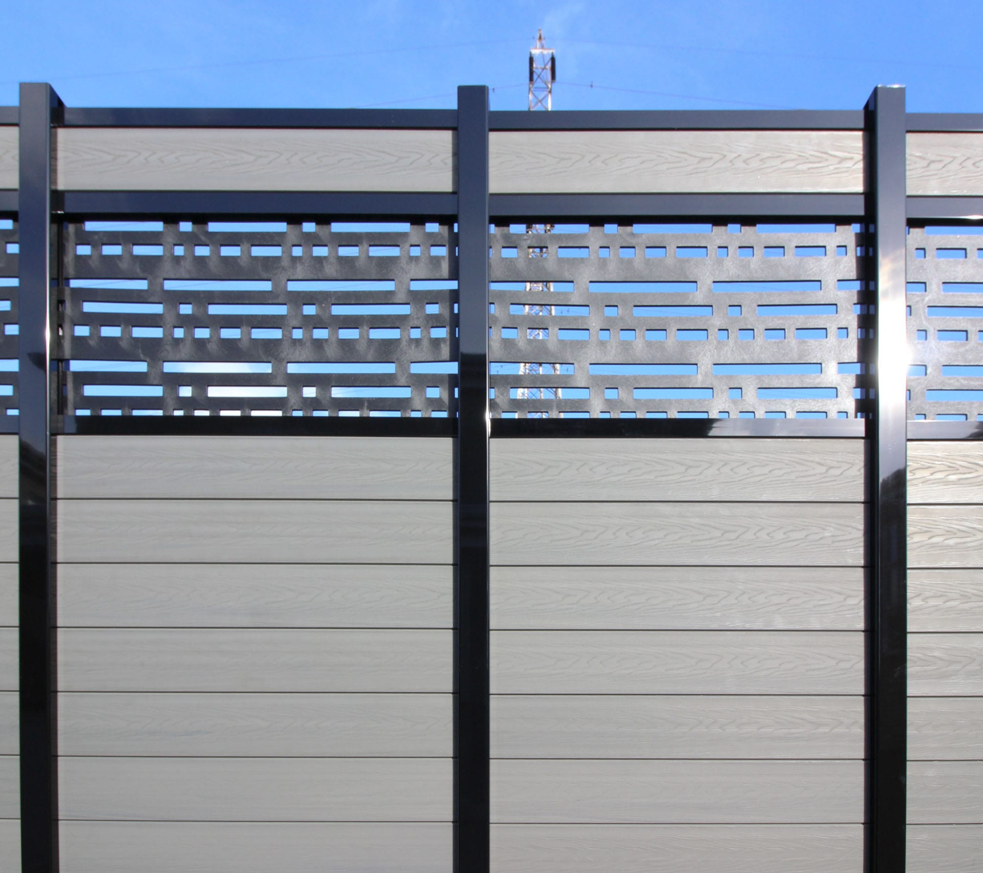 Composite Fencing Montreal